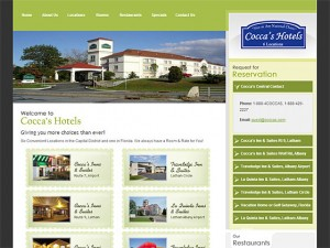 Frontpage - Coccas Hotels