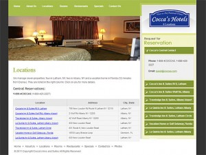Coccas Hotels
