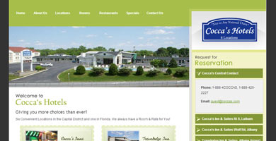 Cocca's Hotels