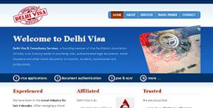 Delhi Visa & Consultancy Services // Thumbnail