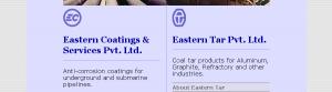 Eastern Tar / Coatings // Masthead