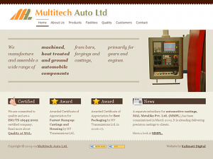 Multitech Auto Ltd. // Homepage