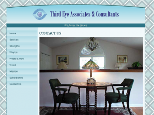 Third Eye Associates - Contact page