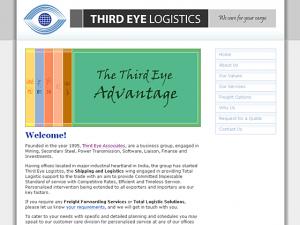 Third Eye Logistics - Homepage