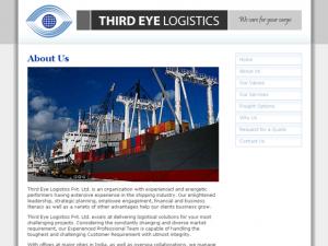 Third Eye Logistics - About